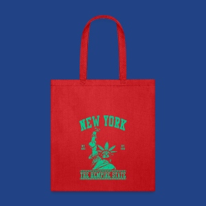 New York-Statue of Liberty - Tote Bag