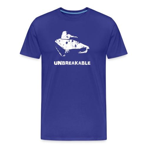 Unbreakable (Women) - Men's Premium T-Shirt