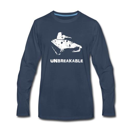 Unbreakable (Women) - Men's Premium Long Sleeve T-Shirt