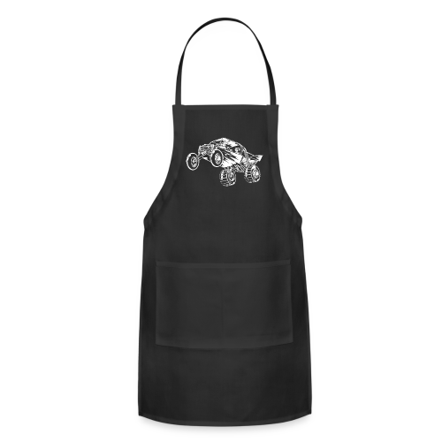 Family Time Dune Buggy Rev - Adjustable Apron