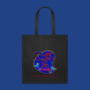 The Cougars Den - Tote Bag