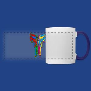 Pop Art Pistols - Panoramic Mug