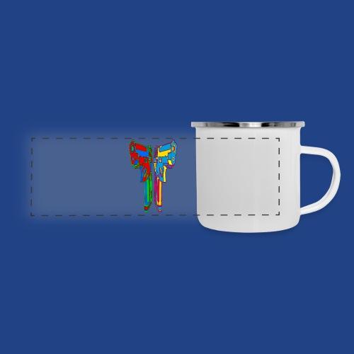 Pop Art Pistols - Panoramic Camper Mug