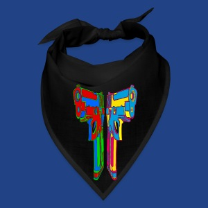 Pop Art Pistols - Bandana