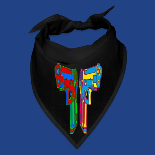 Pop Art Pistols - Bandana