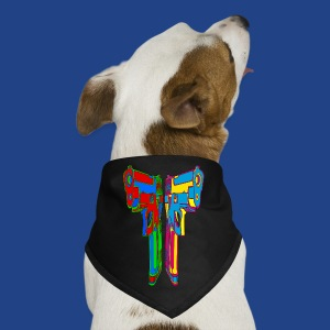 Pop Art Pistols - Dog Bandana