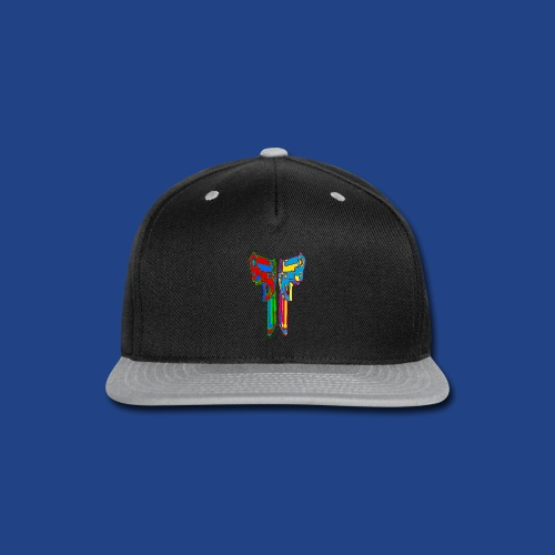 Pop Art Pistols - Snap-back Baseball Cap