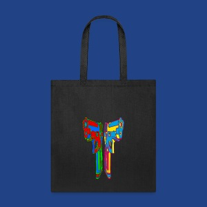 Pop Art Pistols - Tote Bag