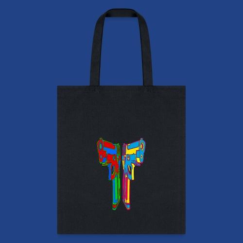 Pop Art Pistols - Tote Bag