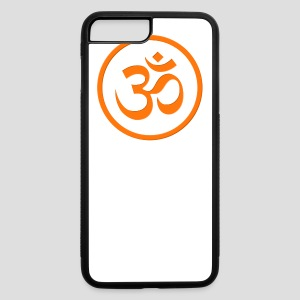 Orange Om - iPhone 7 Plus/8 Plus Rubber Case