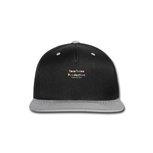 Taco Tones Production - Snap-back Baseball Cap