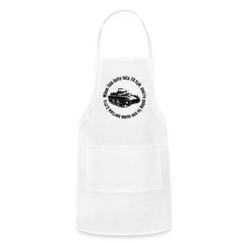 Some Serious S#it (Women) - Adjustable Apron