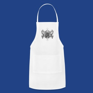 Mystic Tiger - Adjustable Apron