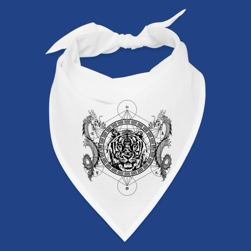 Mystic Tiger - Bandana