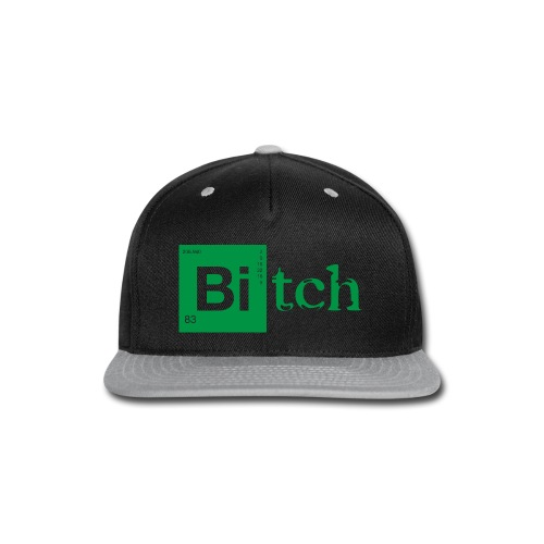 Bitch - Jessie Pinkman - Breaking Bad - Snap-back Baseball Cap