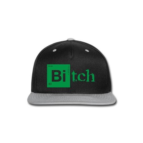 Bitch - Jessie Pinkman - Breaking Bad - Snap-back Baseball Cap