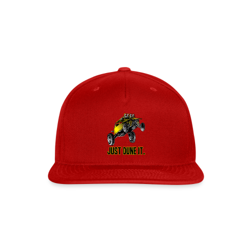 Just Dune It - Snap-back Baseball Cap