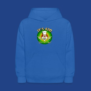 It's 420 - Let's all Toke! - Kids' Hoodie