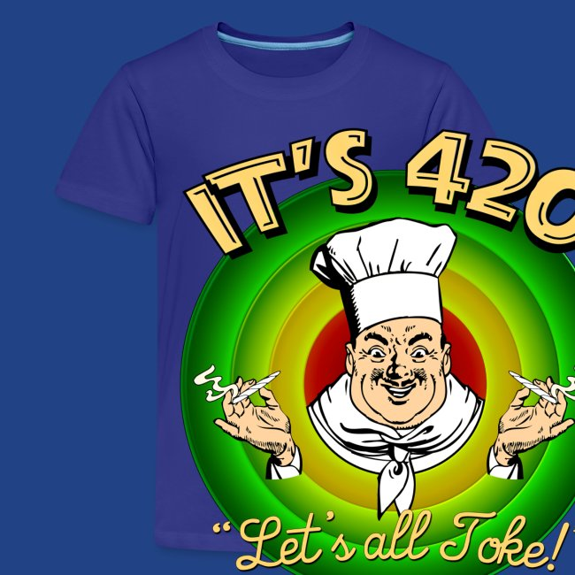 It's 420 - Let's all Toke!