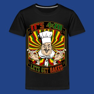 It's 420 - Let's Get Baked! - Kids' Premium T-Shirt