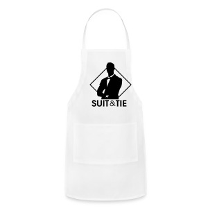 Suit & Tie - Adjustable Apron