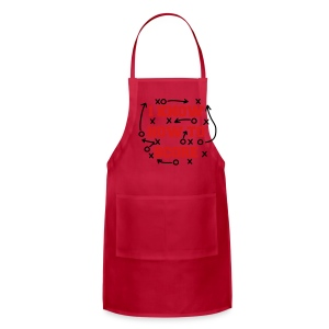 I Know How To Score - Adjustable Apron