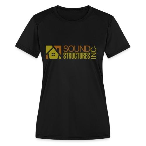 SSI-Toddler's Standard Tee - Women's Moisture Wicking Performance T-Shirt