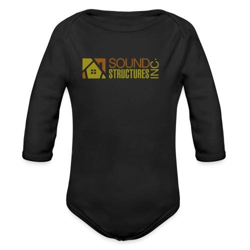 SSI-Toddler's Standard Tee - Organic Long Sleeve Baby Bodysuit