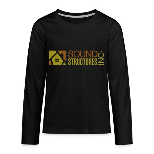 SSI-Toddler's Standard Tee - Kids' Premium Long Sleeve T-Shirt