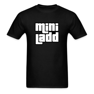 Mini Ladd GTA Logo Mens - Men's T-Shirt