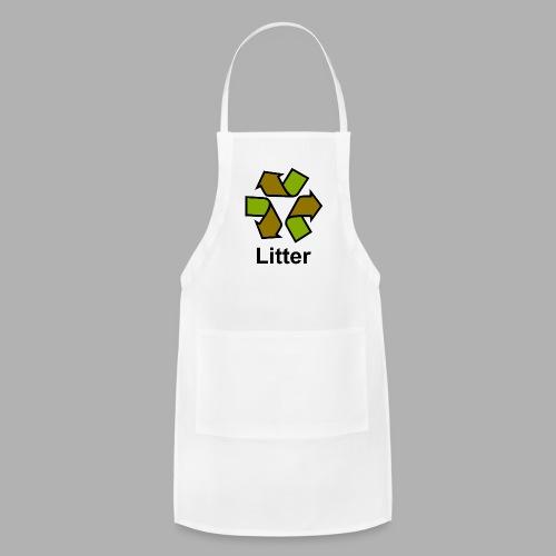 Litter - Adjustable Apron