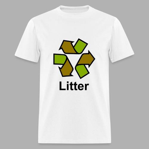 Litter - Men's T-Shirt