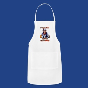 Uncle Sam - Mars - Adjustable Apron