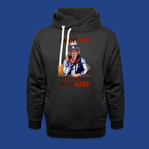 Uncle Sam - Mars - Shawl Collar Hoodie