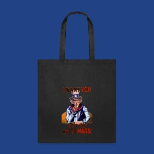 Uncle Sam - Mars - Tote Bag