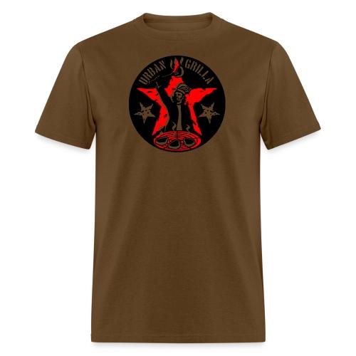 Urban Grilla, barbecue chef / cook - Men's T-Shirt