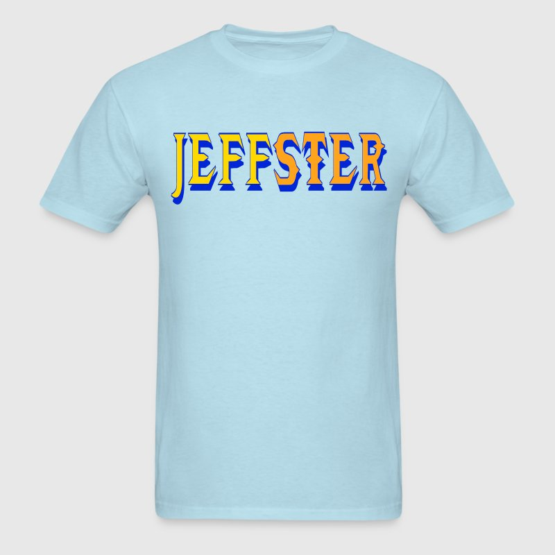 Sky blue Jeffster T-Shirts - Men's T-Shirt