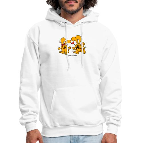 Hot Bunnies - Men's Hoodie