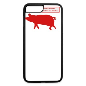 Pig Butchering Guide - Men's Tank - iPhone 7 Plus Rubber Case