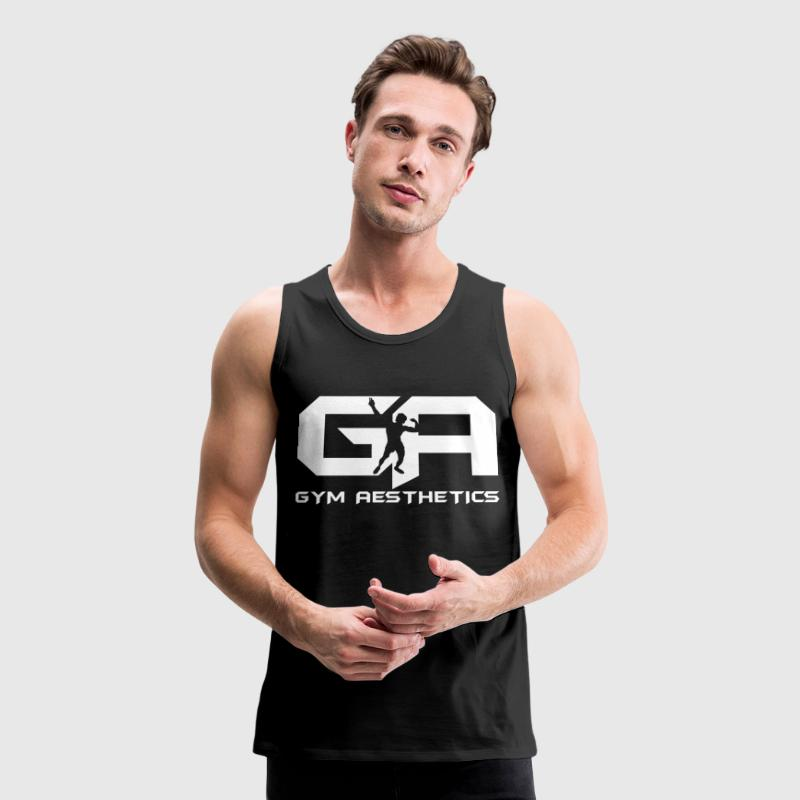 Gym Aesthetics Tank Tops - Men's Premium Tank