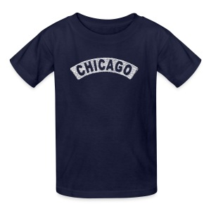 Throwback Chicago Arch - Kids' T-Shirt
