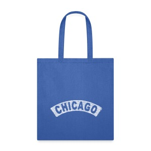Throwback Chicago Arch - Tote Bag