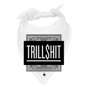TRILL SHIT - Men's T-Shirt - Bandana