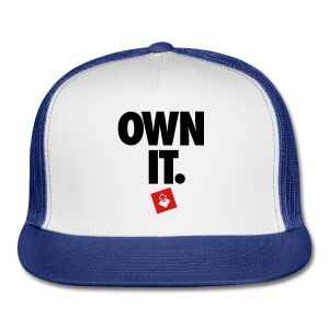 Own It - Men's Shirt - Trucker Cap