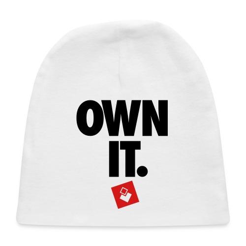 Own It - Men's Shirt - Baby Cap