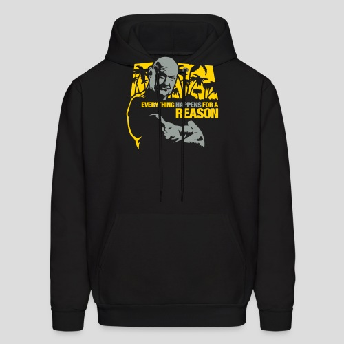 LOST: Everything Happens for a Reason - Men's Hoodie