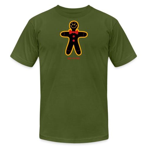 Christmas Cookie Man - Men's Jersey T-Shirt