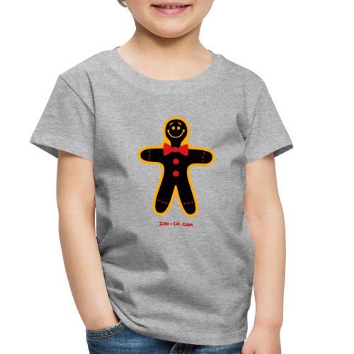 Christmas Cookie Man - Toddler Premium T-Shirt