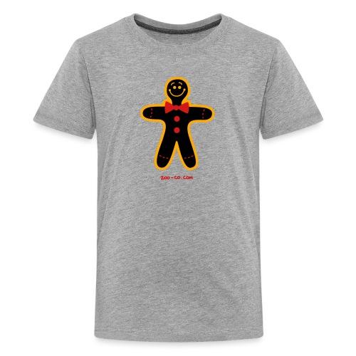 Christmas Cookie Man - Kids' Premium T-Shirt