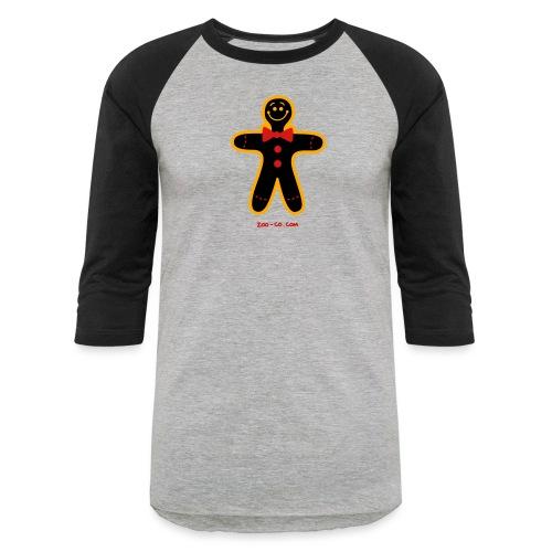 Christmas Cookie Man - Baseball T-Shirt